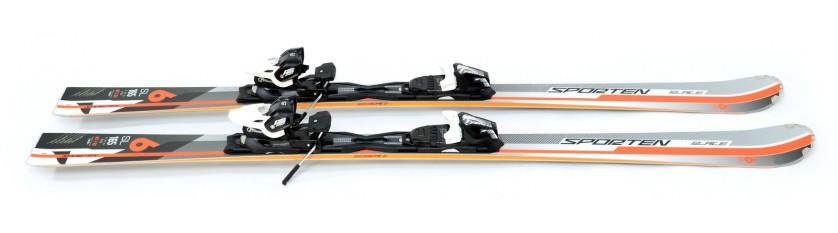 Lyže Sporten RT RS 6 SL + Tyrolia PRD 12