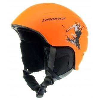 Helma Damani Skier oranžová