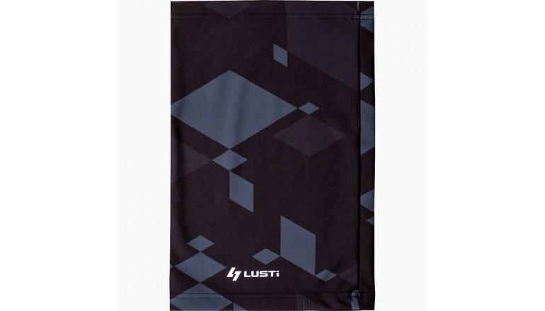 Zateplený nákrční Lusti - black