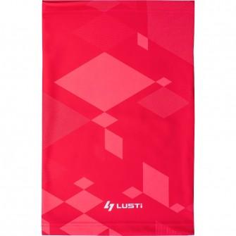 Zateplený nákrčník Lusti - pink