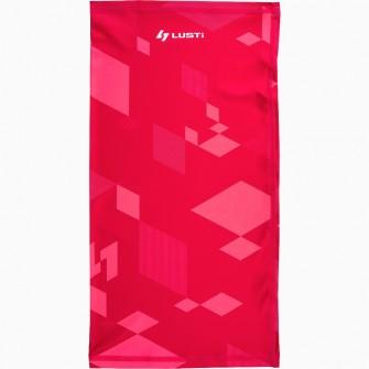 Multifunkční šátek Lusti - pink