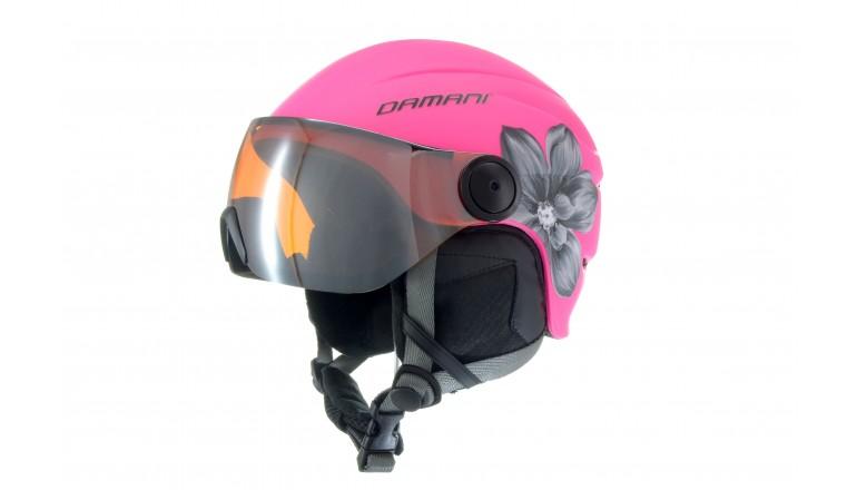 Helma Damani Skier Visor růžová