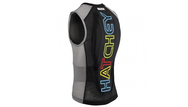 Chránič páteře Hatchey Vest Air Fit Junior Color