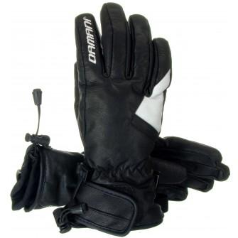 Lyžařské rukavice Damani R05 celokožené