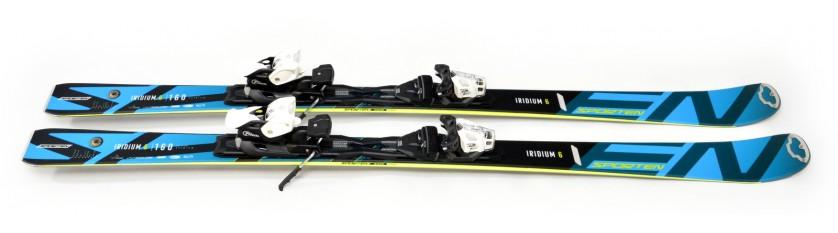 Lyže Sporten Iridium 6 + Tyrolia PRD 12 MBS