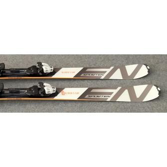 Lyže Sporten Glider 5 EXP 162 cm + Tyrolia PR 12 MBS - TESTOVACÍ LYŽE