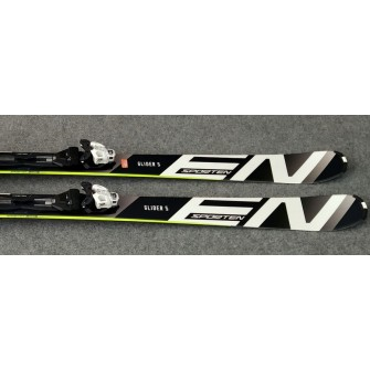 Lyže Sporten Glider 5 170 cm + Tyrolia PR 12 MBS - TESTOVACÍ LYŽE