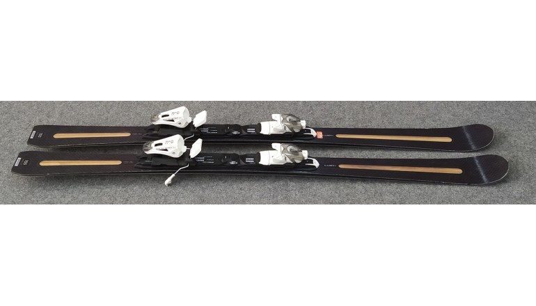 Lyže Lusti LL 76 155 cm + VIST VSP 310 Speedspacer - TESTOVACÍ LYŽE