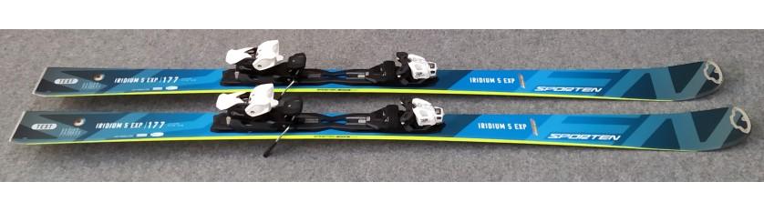 Lyže Sporten Iridium 5 EXP 177 cm + Tyrolia PR 12 MBS - TESTOVACÍ LYŽE