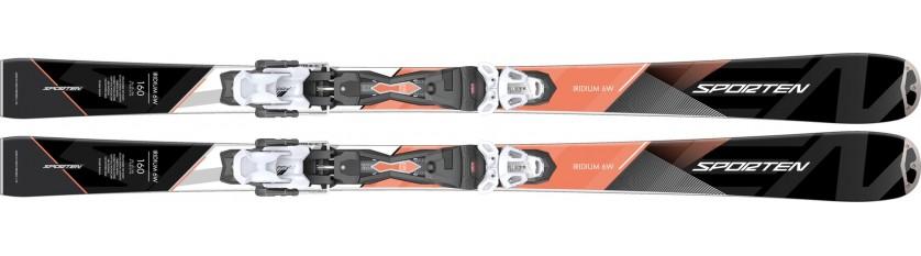 Lyže Sporten Iridium 6 W + Tyrolia PRD 12 GW