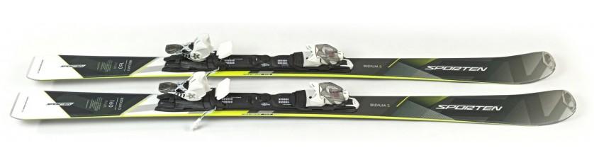 Lyže Sporten Iridium 5 + Vist VSP 311