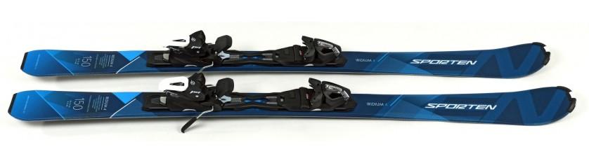 Lyže Sporten Iridium 4 + Tyrolia PR 11 GW