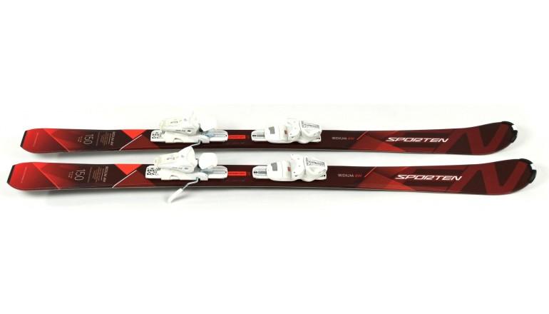 Lyže Sporten Iridium 4 W + Tyrolia SLR 9 GW