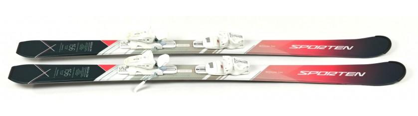 Lyže Sporten Iridium 3 W + Tyrolia SLR 9 GW