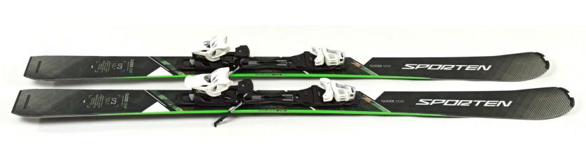 Lyže Sporten Glider 5 EXP + Tyrolia PRW 12 GW