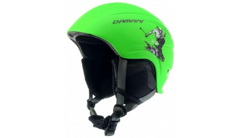 Helma Damani Skier zelená