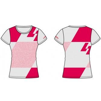 Dámské triko Lusti Annika - pink
