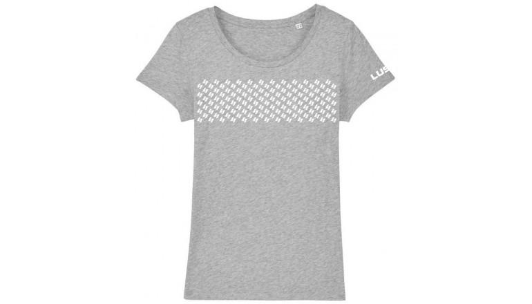 Dámské triko Lusti šedé