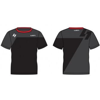 Pánské triko Lusti John Micro - black