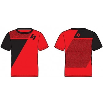 Pánské triko Lusti John Micro - red
