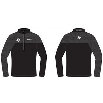 Zateplené lyžařské triko Lusti Flap - black