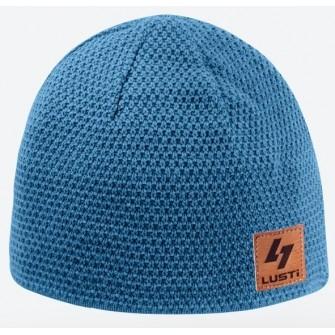 Čepice Lusti - modrá krátká