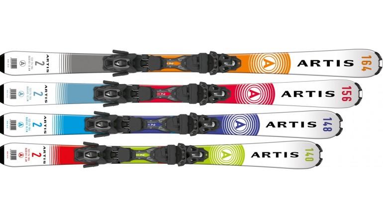 Lyže Artis 2 R + Tyrolia PR 11 GW