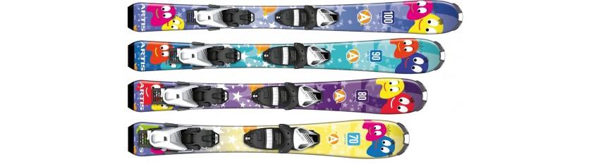Lyže Artis Kids R + Tyrolia SLR 4.5 GW