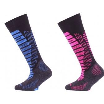 Dětské sjezdové ponožky Lasting SJR (-20 až +5°C)