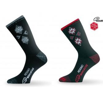 Běžkařské ponožky Lasting SCK (-35 až +5°C)