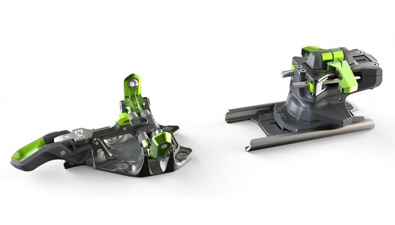 G3 ZED 12 - skialpové vázání
