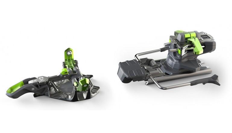 G3 ZED 9 - skialpové vázání s brzdou