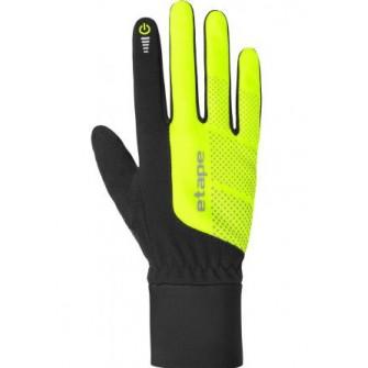 Běžkařské rukavice Etape SKIN WS+ žlutá