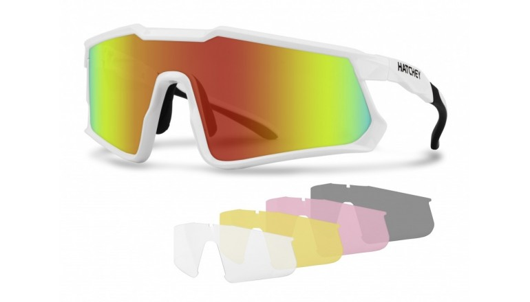 Brýle Hatchey Apex White Plus