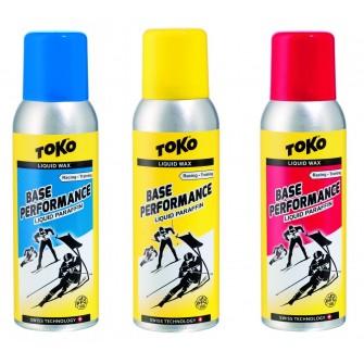 Skluzný vosk ve spreji TOKO Base Performance - 100ml