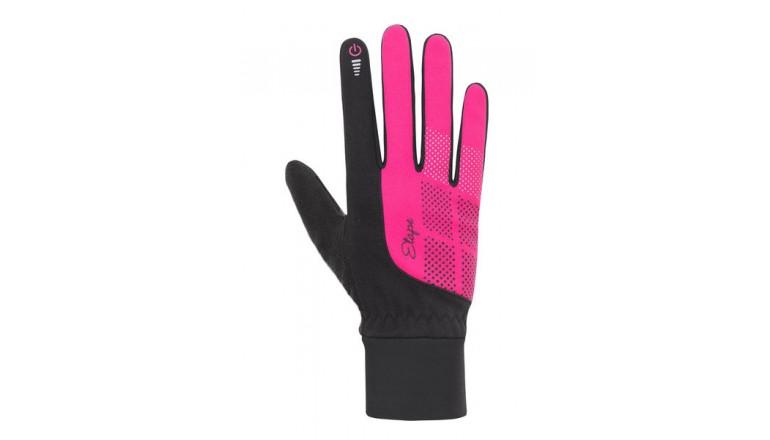 Běžkařské rukavice Etape SKIN WS+ růžová
